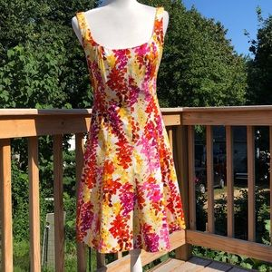 Jones wear dresses floral dress